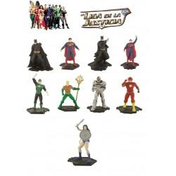 Super-Heroes DC - La Liga de la Justicia