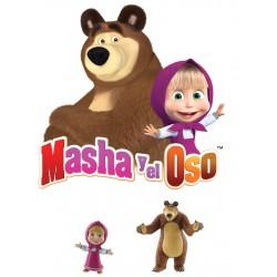 Masha y el Oso - Familia