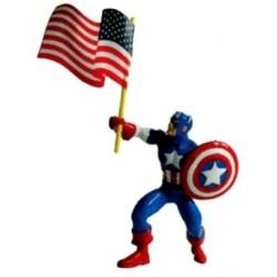 Capitán América Bandera