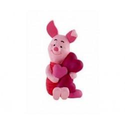 Winnie The Pooh - Piglet corazones