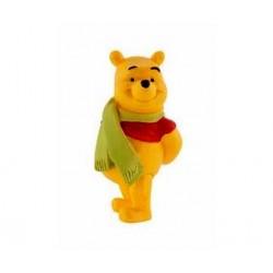 Winnie The Pooh - Winnie con Bufanda