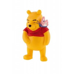 Winnie The Pooh - Winnie con Mariposa