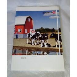 Catálogos Shleich 2009