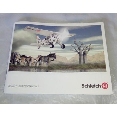 Catálogos shleich 2008