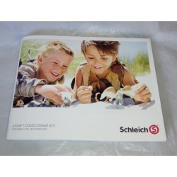Catálogos Shleich 2011