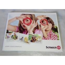 Catálogos Shleich 2012