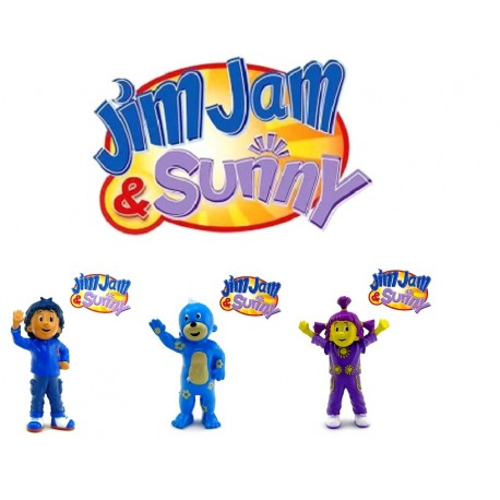 Jim Jam y sunny