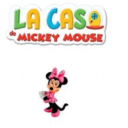 Mickey & Donald - Minnie