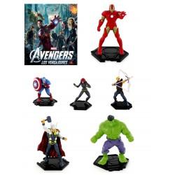 Vengadores Marvel - Familia