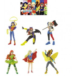 Super-Heroes Dc - Super Hero Girls