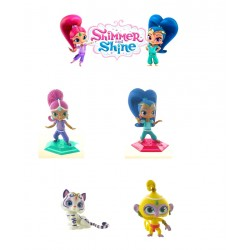 Shimmer  and Shine - FM