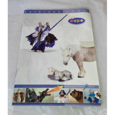 Catálogos Papo 2005