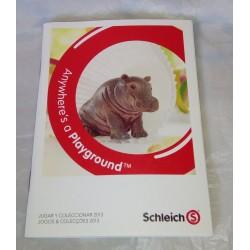Catálogos Shleich 2013